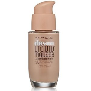 کرم پودر میبلین Dream Liquid Mousse