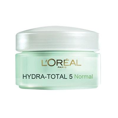 کرم مرطوب کننده لورآل Hydra Total 5