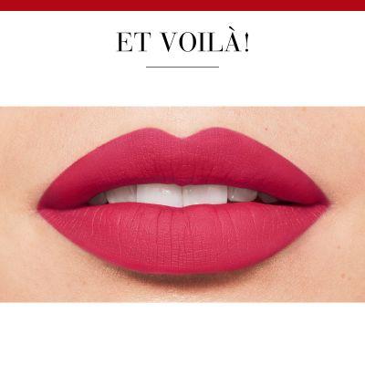 رژلب مایع Rouge Velvet بورژوا رنگ FRAMBOURJOISE