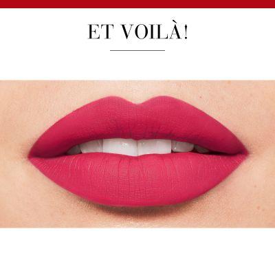 رژلب مایع Rouge Velvet بورژوا رنگ FU(N)CHSIA